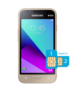 Samsung Galaxy J1 mini prime 8GB Goud